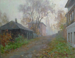 Alexander Zimin -  Fog