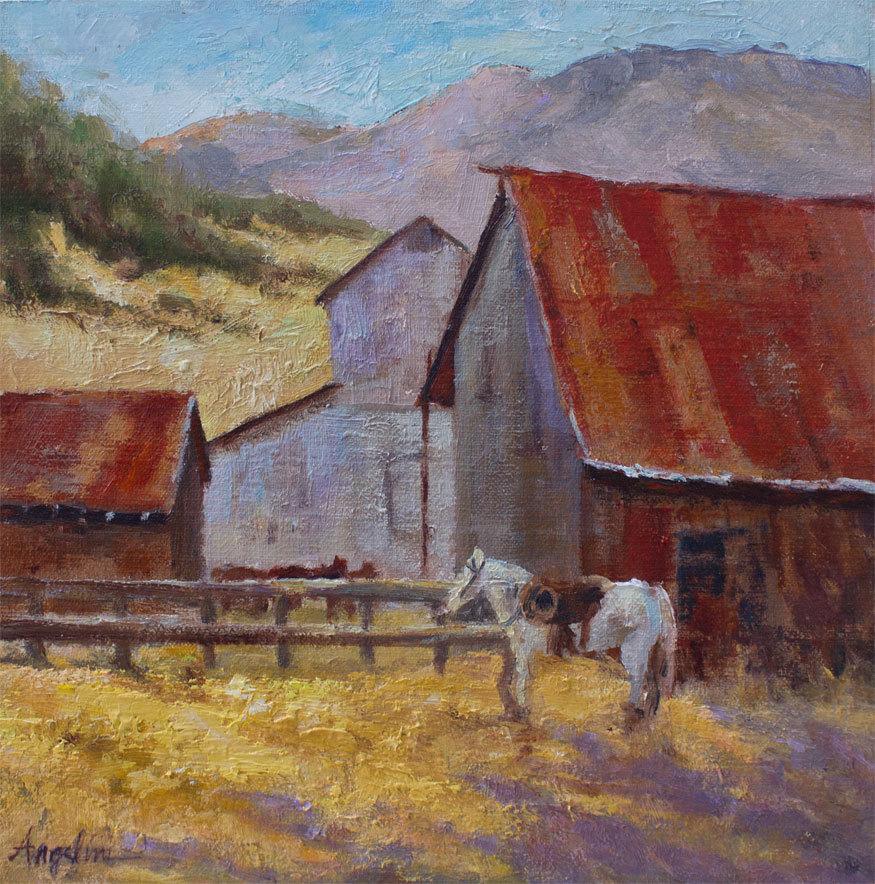 Nancy Angelini Crawford - Rankin Ranch