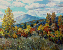 Irina A. Pisarenko - Catskill Mountains