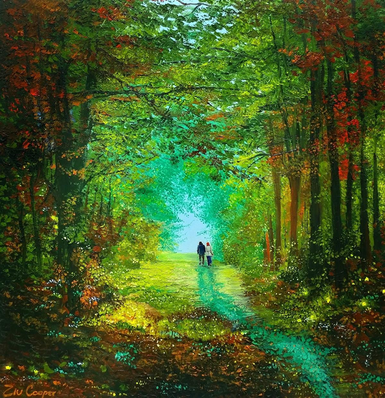 Ziv Cooper - Emerald Woods