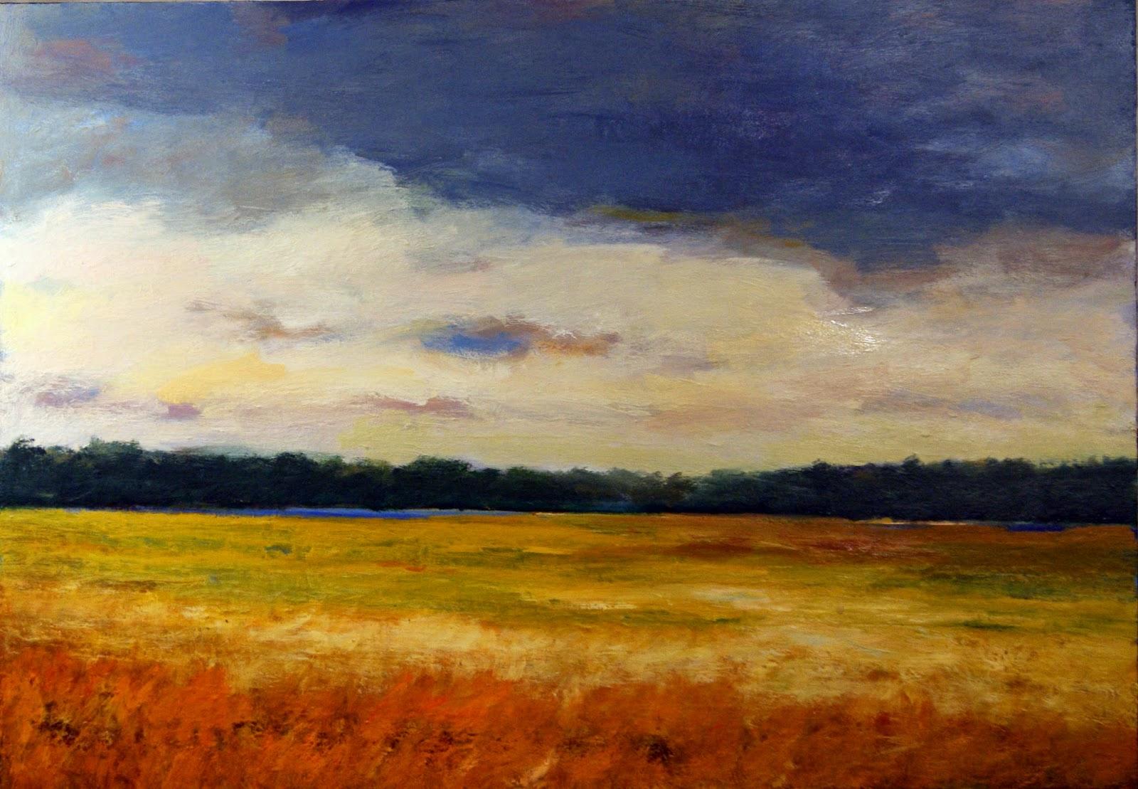 Abbas Darabi - Wheat Field