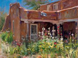 Richard Alan Nichols - Hacienda Garden
