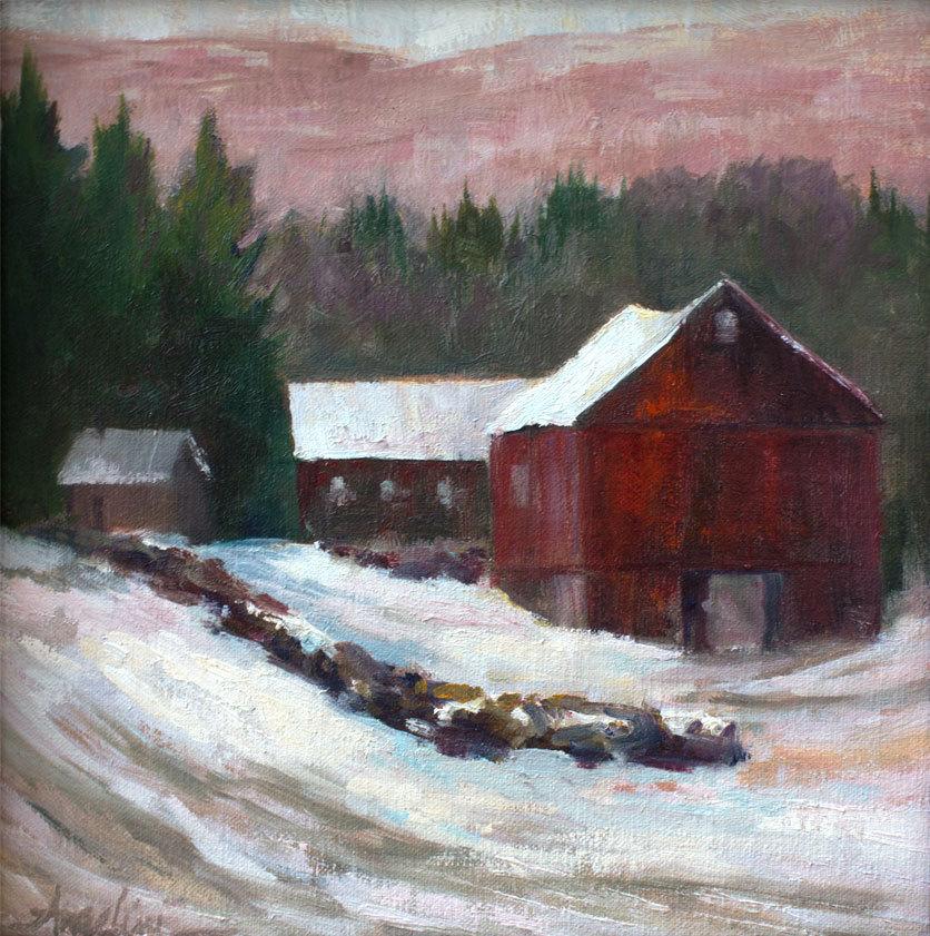 Nancy Angelini Crawford - Garnet Barn
