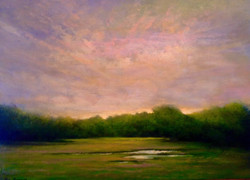 Ron Brown - Afternoon Clouds