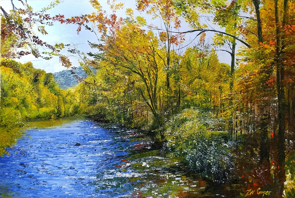 Ziv Cooper - The River