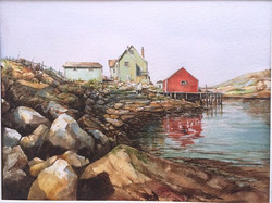 Anthony Saldutto - Peggy's Cove