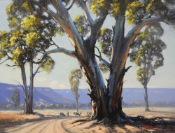 John Rice - Road Through The Valley