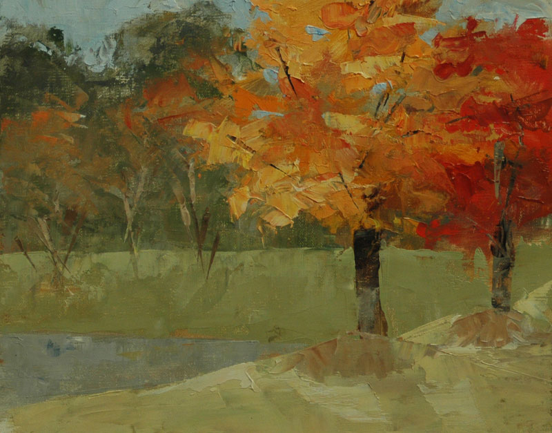 Robin Wellner - Fall in Charlotte, NC