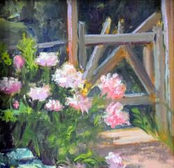Tamar Rudavsky - Backyard Peonies