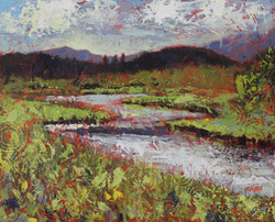 Holly Friesen - River Morning