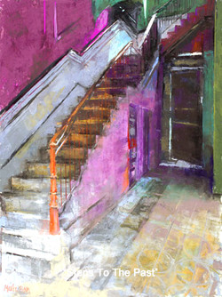 Nancie King Mertz - Steps to the Past