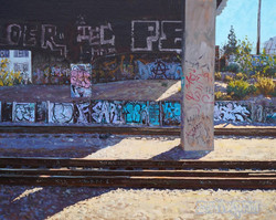 Scott W. Prior - Under the 7th St Bridge