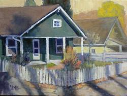 Ed Cahill - Shadows and Fences