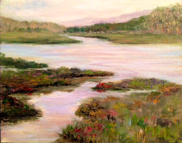 Annette D McGowan - Elkorn Morning