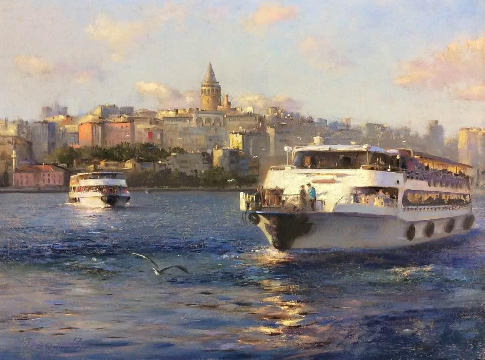 Javad Soleimanpour - Galata, Istanbul