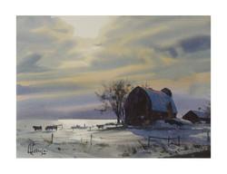 Andy Evansen - Frozen Field