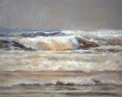 Sandy Byers - Breaking through the Storm