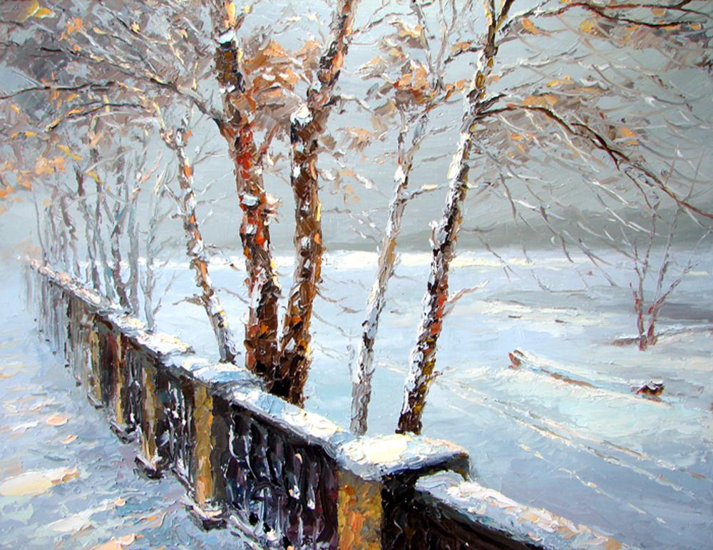 Dmitry Spiros - Winter Day