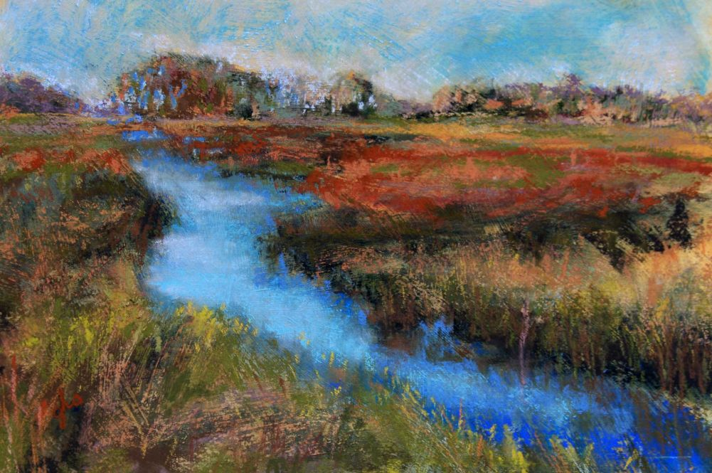 Ginny Stocker - Autumn Marsh
