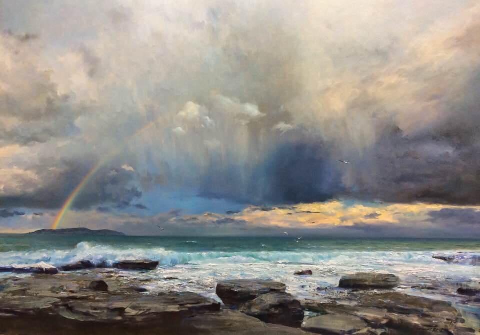 Javad Soleimanpour - Rainbow