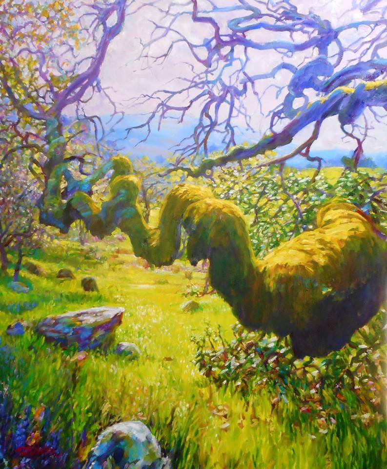 Timothy David Dixon - Pomo Spirit Tree