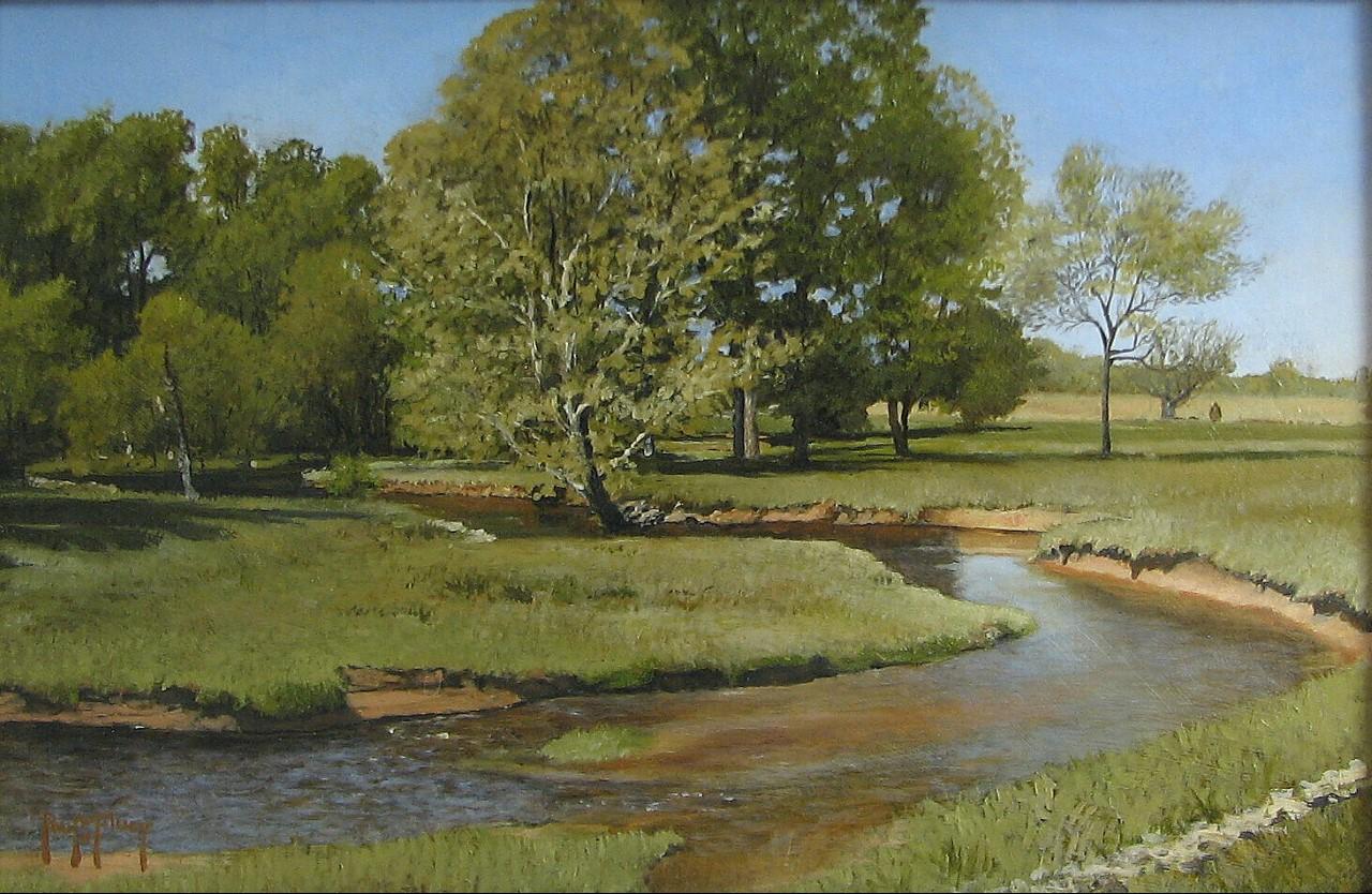 Paul W. Flury - Conewaga in Spring