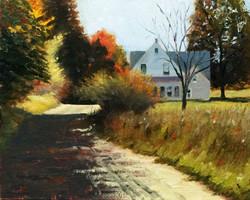 Bruce Newman - Autumn Light