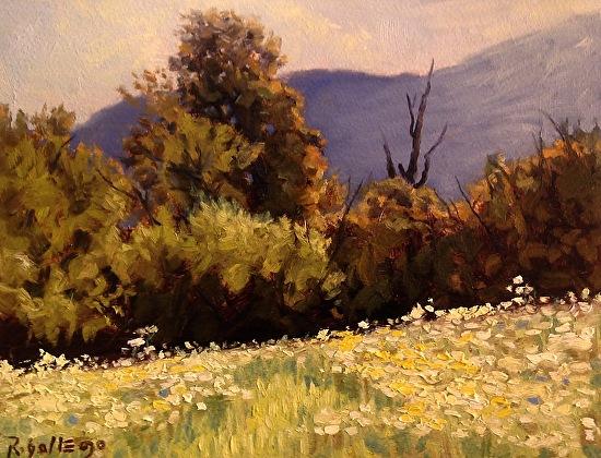 Richard E. Gallego - A Spring Morning