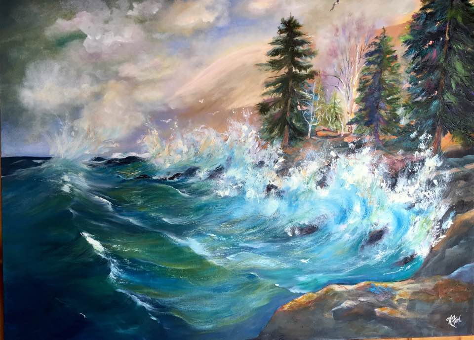 Kathy Fox Weinberg - After the Storm