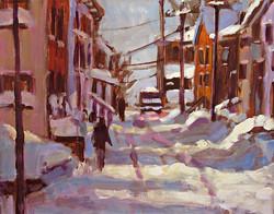 Brian Simons - Charlottetown Snow II
