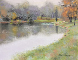 Brent Seevers - Autumn Morning Grays