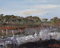 Tina Barr - Murray River View