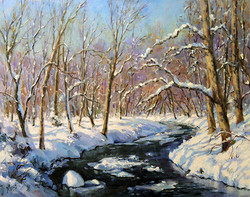 Barbara Nuss - Winter Wonderland