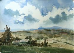 Dominik Baricevic - The Crisp Clouds