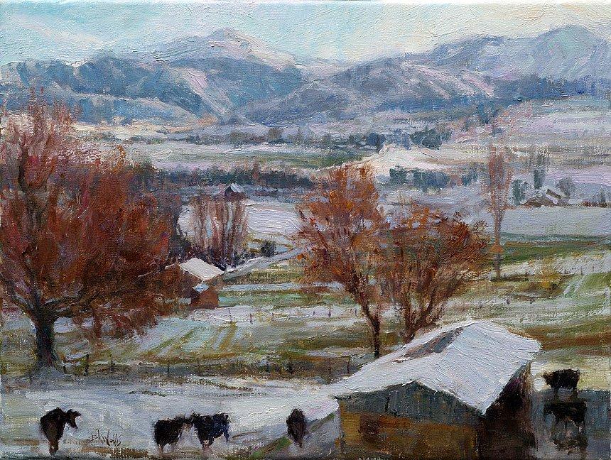 Eric Wallis - Wellsville Winter