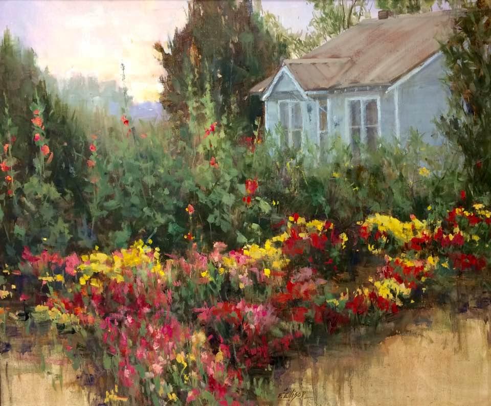 Fran Ellisor - Summer Sunrise