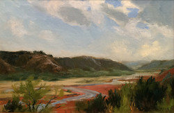J.R. Cook - Pease River Study