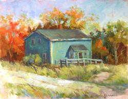Brenda Pinnick - Early Morning Light in Acadia