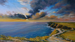Roman Rocco Burgan - Cliffs of Moher