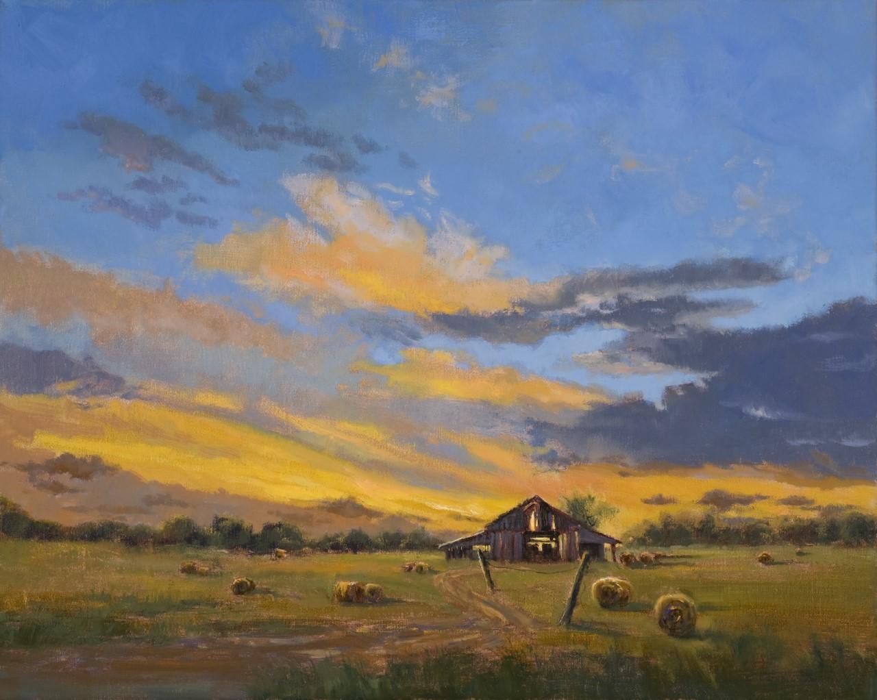 Cecy Turner - Evening Memories