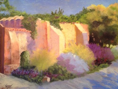 Susan Whiteman - Canyon Road Adobe
