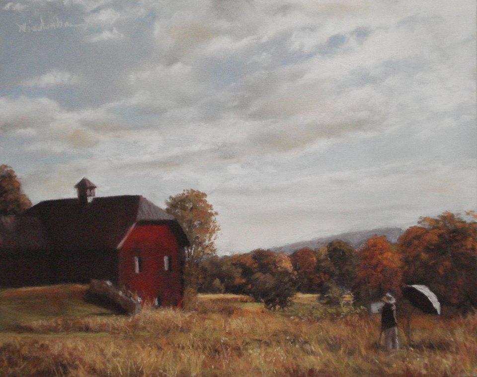 Marlene Wiedenbaum - Olana Painter