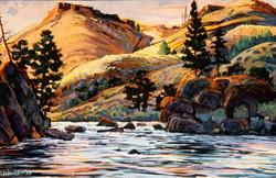 John Killmaster - Boise River, Idaho