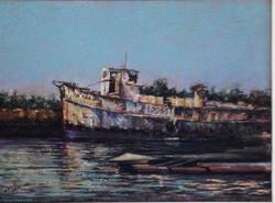 Jane Wright Wolf - Harbor Light