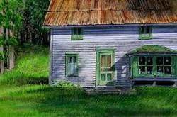 John Bayalis - Adirondacks Cottage