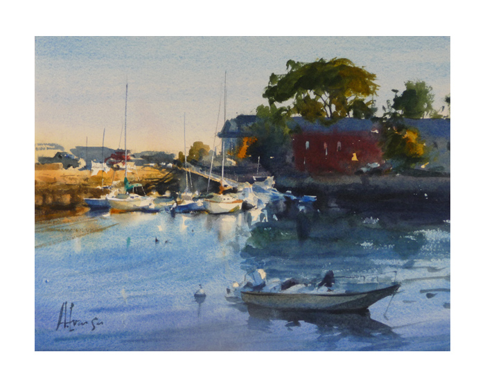 Andy Evansen - Rockport Morning