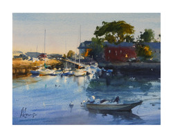 Andy Evansen - Rockport Morning