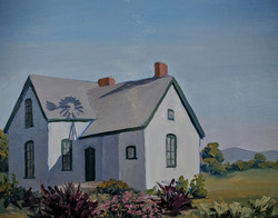 Mary M Giacomini - Milner house