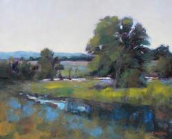 Judy Gelfert - Spring Morning