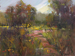 JoAnne Wood Unger - Peaceful Path